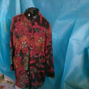CHICO'S ADDITIONS BLOUSE